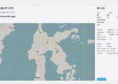 Gempa 3,2 SR Guncang Bittuang Tana Toraja