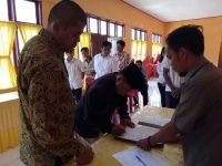 Kekurangan PPS, KPU Luwu Terjun Langsung di Kecamatan
