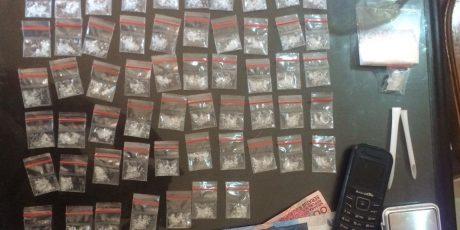 Ditangkap Polda Sulsel, Kurir Narkoba Digaji Rp.500.000 Perhari