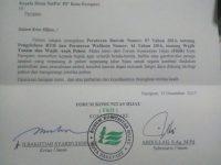 Satpol PP Klaim Penertiban Baliho Sesuai Tupoksi, Jubir FAS: Satpol Jangan Jadi Panwaslu
