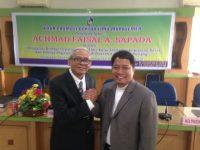 Ujian Promosi Doktor di UMI, FAS Didampingi Asriady Samad