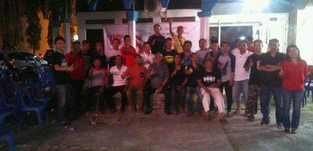 Komunitas Usman Balo 45 Siap Menangkan FAS
