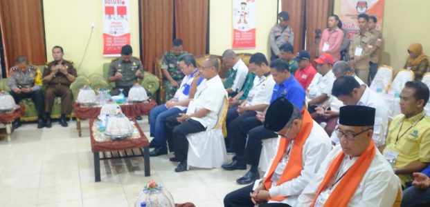 Head to Head, KPU Parepare Resmi Tetapkan FAS dan TP Sebagai Peserta Pilwalkot