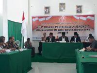 Sidang Gugatan BKM – WN Agendakan Mendengarkan Keterangan Saksi