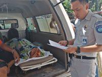 Cepat, Jasa Raharja Bayarkan Santunan Korban Kecelakaan Enrekang