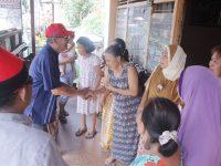Blusukan di Ujung Lare, FAS Menyapa Warga Hingga ke Dalam Lorong