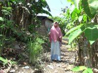 Miris! Nenek Buta 'Mengemis' Makan Di Kota Peduli