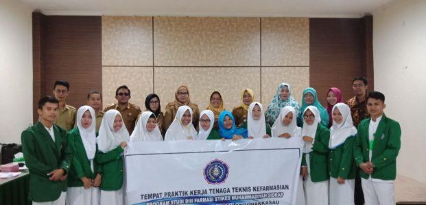 RSUD Andi Makkasau, Jadi Rujukan Praktek Pendidikan Kejuruan Kesehatan