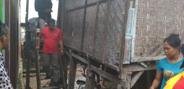 Tak Tersentuh Bedah Rumah, Warga Miskin di Parepare Mengadu ke FAS
