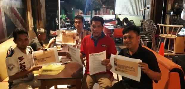 Tim Pemenangan  JUARA Persoalkan Ribuan DPS Bermasalah