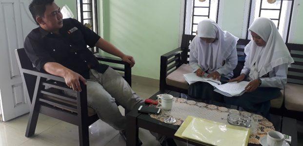 School To Panwaslu, Siswa Pertanyakan Metode Pengawasan