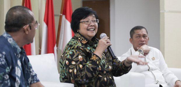 Menteri Lingkungan Hidup dan Kehutanan, Urai Langkah Sektor Kehutanan
