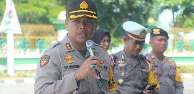 Jaga Kedamaian, Tabligh Akbar Polres Sidrap Undang Syaikh DR. Malik Sya'ban