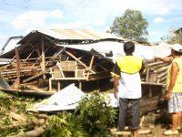 Dilanda Puting Beliung, 23 Rumah Rusak di Sidrap