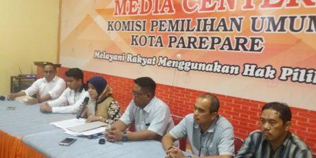 Pasca Diskualifikasi, KPU Hentikan Jadwal Kampanye TP – PR