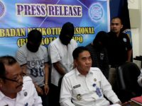 BNN Palopo tangkap 3 Bandar Narkoba, Satu Diantaranya DPO Oknum Ketua RT