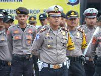 267 Personil Kepolisian Siap Amankan 650 TPS