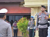 Hingga Usai Pencoblosan, Kepolisian Masih Siaga di Kecamatan