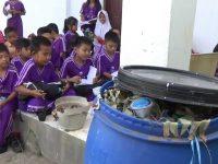SD 11 Parepare Kembali Disegel Pemilik Lahan, Pelajar Melantai