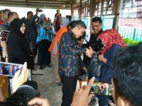 dr Renny Apresiasi Tanaman Hidroponik Diprogramkan di RSUD Andi Makkasau