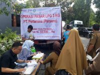 Operasi Pasar LPG 3 Kg, Inspektorat Awasi Oknum ASN Belanja