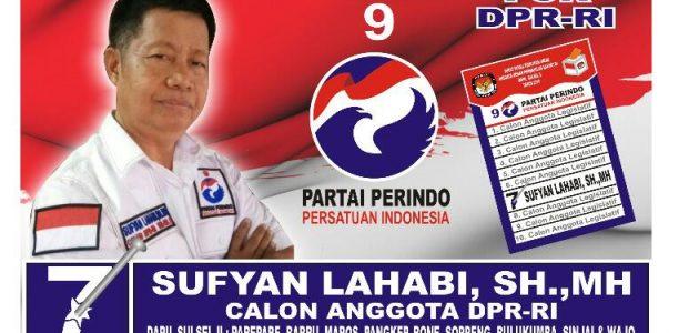 Daftar Bacaleg, Putra Parepare Ini Perjuangkan Rakyat Melalui DPR-RI