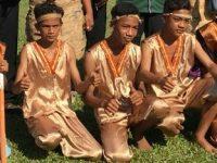 Hut RI Ke-37 Suku D'AA Ikut Berpartisipasi