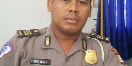 Stop Balap Liar ! Satlantas Polres Parepare Rutin Patroli Malam