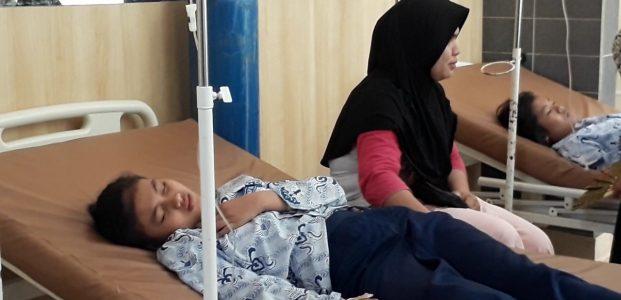 Usai Divaksin, Siswa SMP Negeri 3 Palopo Dilarikan ke Rumah Sakit