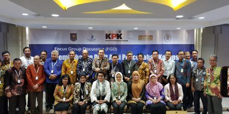 Bersama APEKSI, Taufan Pawe Ikut Bahas Pencegahan Korupsi di KPK