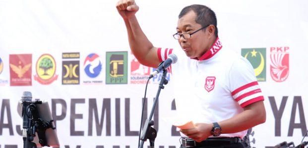 Polda Sulsel Ajak Seluruh Elemen Deklarasi Damai Pilpres dan Pileg 2019