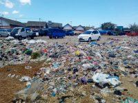 Belakang Pasar Lakessi 'Banjir' Limbah, Warga Usulkan Dibuatkan Bank Sampah