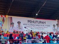 Ketua Koni dan Sekprov Sulsel Puji Keramahan Pinrang Jadi Tuan Rumah Porda XVI