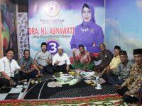 Wadah Silaturahmi dengan Warga, Dra Hj Asmawati Dirikan 'Rumah Aspirasi'