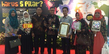 Parepare Raih Anugerah Eka Pratama, Satu-satunya di Sulawesi