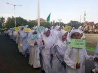 HSN di Parepare, Ribuan Santri Deklarasikan KH Ambo Dalle Sebagai Pahlawan Nasional
