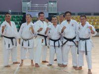 Putra-putri Parepare Ikut Kejurnas Kei Shin Kan Karate Do, di Jakarta