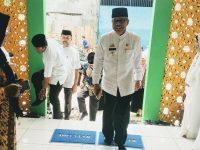 Resmikan Masjid Ar-Rasyid di Soreang, Taufan Minta Administrasi Dilengkapi