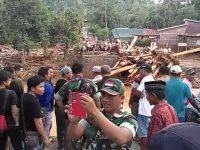 Dibantu TNI, Pemkab Sidrap Akan Bangun Kembali Rumah Korban Banjir Bandang