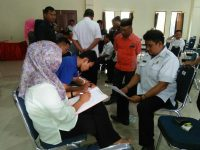 Kekurangan Soal Ujian, Tes Tertulis Calon Panwascam Pasangkayu Berjalan Lancar