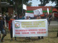 Demo Mahasiswa KPM – PUS Nyaris Ricuh