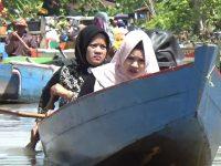 Sedikitinya 300 Rumah Warga Terndam Air di Wettee Sidrap