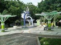 UPTD PJU Siap Benahi Penerangan Taman Syariah